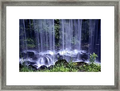 Appalachian Shower Framed Print by Paul W Faust -  Impressions of Light
