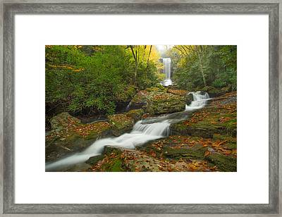 Appalachian Stream Framed Print by Doug McPherson