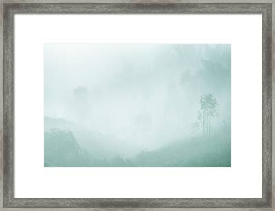 Apparition Framed Print by Alexander Kunz