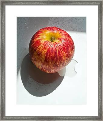 Apples Framed Print by Daniel Furon