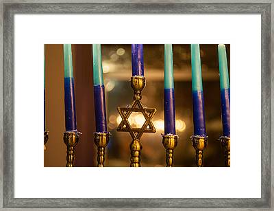 Appointed Lights Framed Print by Tikvah's Hope