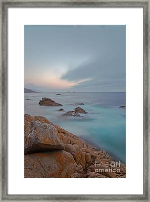 Framed Print featuring the photograph Approaching Storm by Jonathan Nguyen