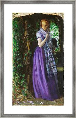April Love Framed Print by Philip Ralley