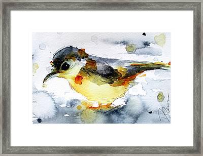 April Showers Framed Print by Dawn Derman