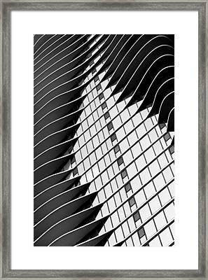 Aqua #1 Framed Print