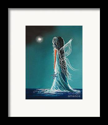 Faery ists Paintings Framed Prints