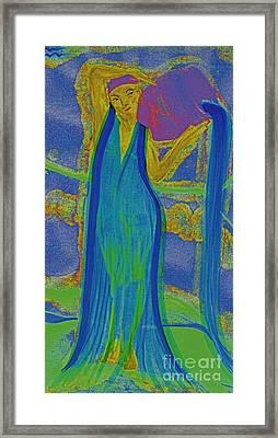 Aquarius By Jrr Framed Print by First Star Art