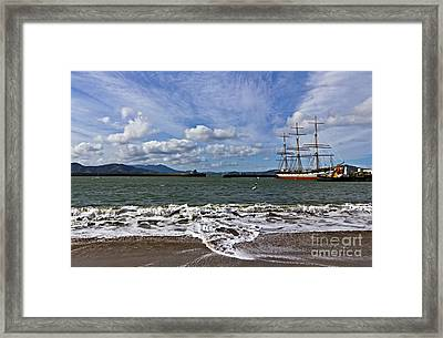 Aquatic Park Framed Print