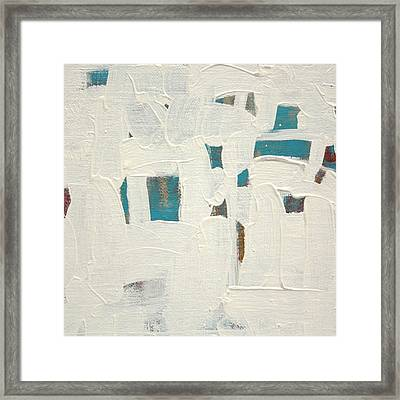 Aqueous  C2013 Framed Print by Paul Ashby