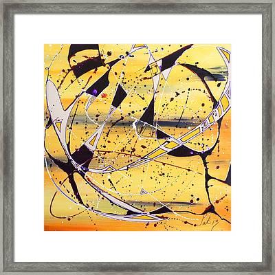 Arabella Framed Print by Pat Purdy