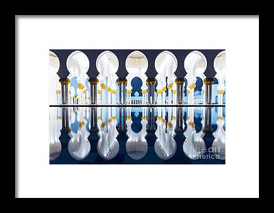 Cityscapes Framed Prints