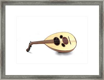 Arabian Oud Framed Print by Tom Gowanlock