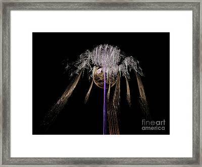 Arachnophobia #2 Framed Print by Russell Kightley