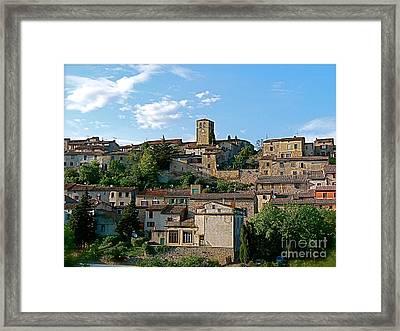 Aragon Framed Print by France  Art