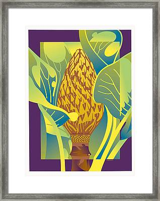 Arboreal Framed Print