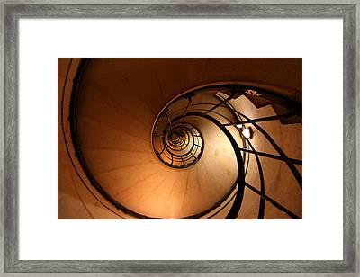 Arc De Triomphe - Paris France - 01131 Framed Print by DC Photographer