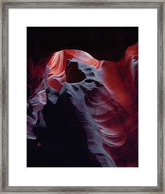 Arc Light-v Framed Print