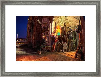 Arch 15 Framed Print