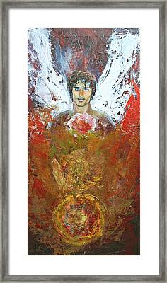 Archangel Framed Print