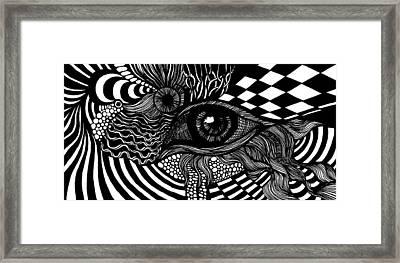 Archangel Framed Print by Ani Mkhitaryan