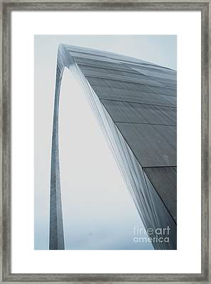 Arched View Framed Print by Theresa Willingham