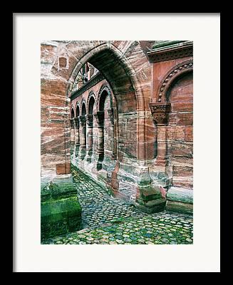 Haut-rhin Digital Art Framed Prints