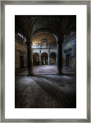 Arches Of Beauty  Framed Print by Nathan Wright