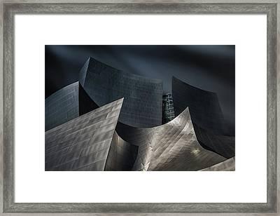 Archigraph Framed Print