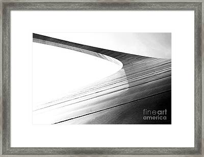 Arching Framed Print by Shannon Beck-Coatney