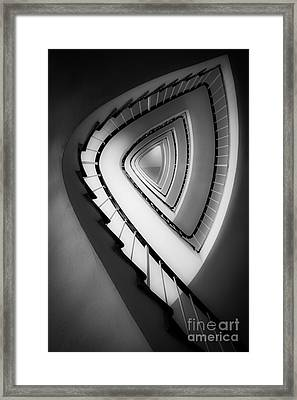 Architect's Beauty Framed Print by Hannes Cmarits
