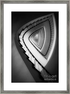 Architect's Beauty Framed Print