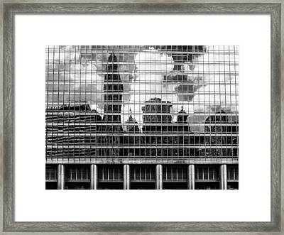 Architectural Abstract 3 Framed Print