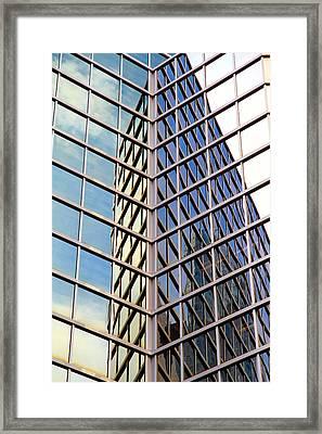 Architectural Details Framed Print