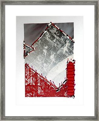 Architectural Framed Print