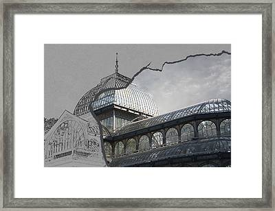Architecture 3 Framed Print