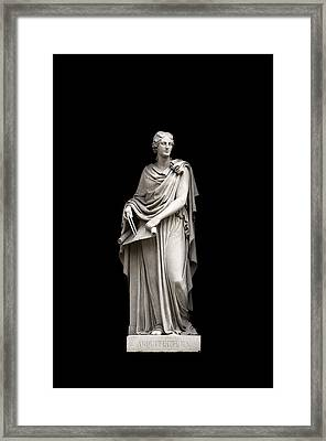 Framed Print featuring the photograph Architecture by Fabrizio Troiani