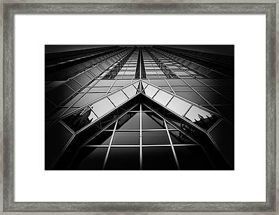 Architecture In Pittsburgh 2 Framed Print