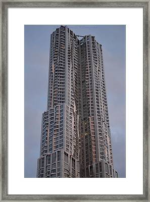 Architecture With A Difference Framed Print
