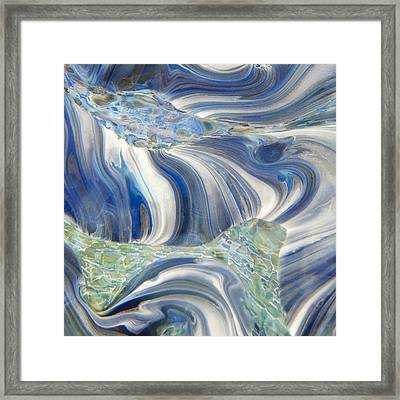 Arctic 2 Framed Print by Jubilant  Art