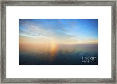 Arctic Colors... Framed Print by Nina Stavlund