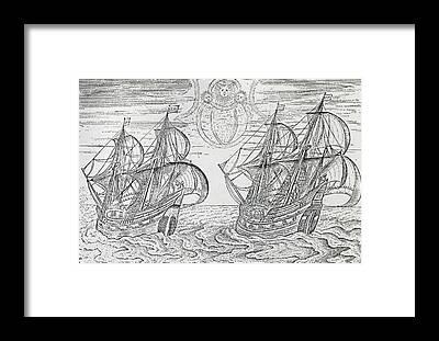 Veer Framed Prints