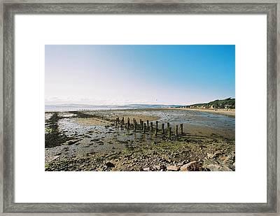 Arderseir - Seascape II Framed Print