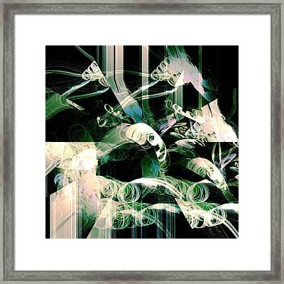 Ardua Framed Print by Anastasiya Malakhova