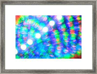 Are You Experienced  Framed Print by Dazzle Zazz