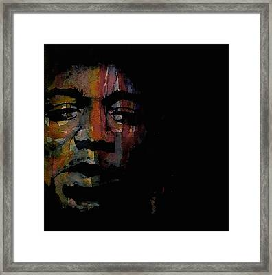 Are You Experienced Framed Print by Paul Lovering