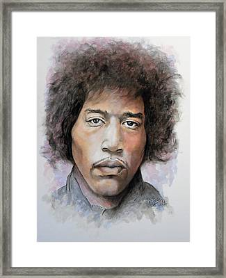 Are You Experienced Framed Print by William Walts