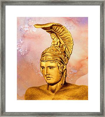 Ares 2 Framed Print by Patricia Howitt