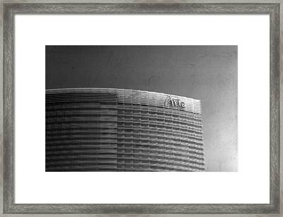Aria Framed Print by Mark Ross