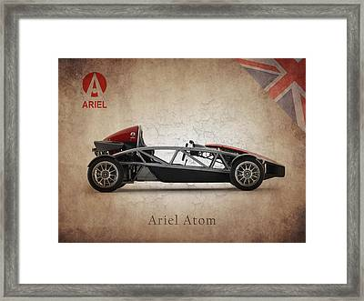 Ariel Atom Framed Print by Mark Rogan