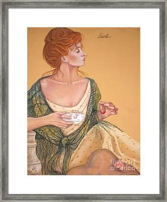 Ariella Framed Print